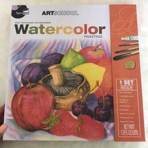 Other - ARTSCHOOL Watercolor Painting